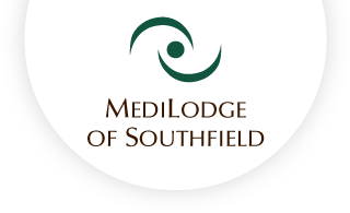 Medilodge of southfield web logo