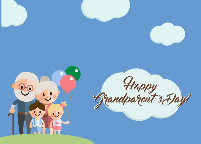 Happy Grandparent's Day!