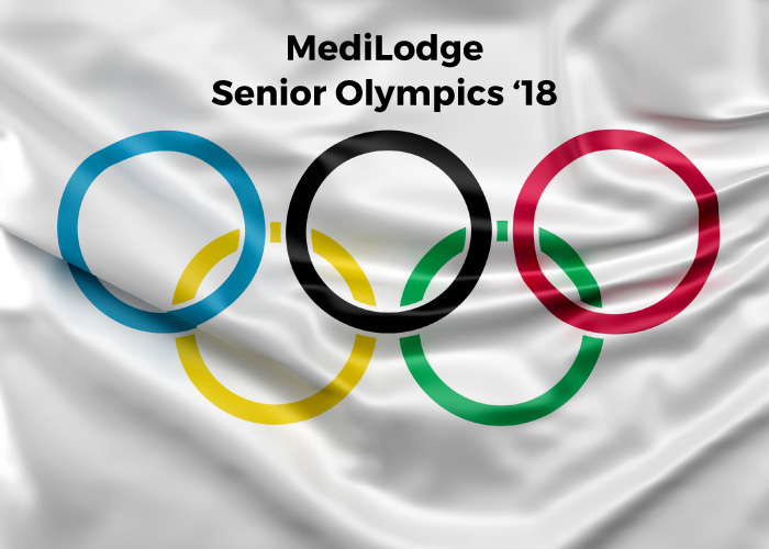 MediLodge Senior Olympics 2018